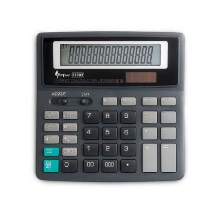 Calculator 14 digits 11002 Forpus / Υπολογιστική μηχανή