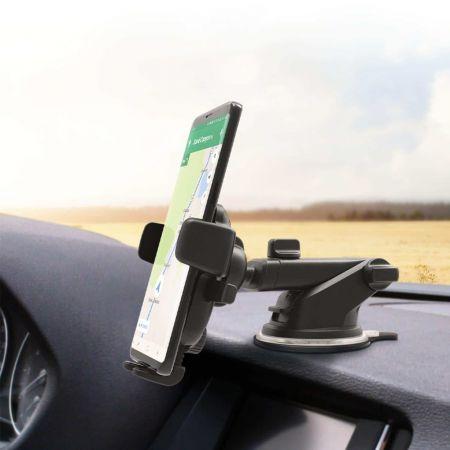 Βάση κινητού με βεντούζα και μακρύ βραχίονα - skroutz.com.cy