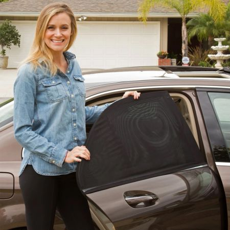 universal fit window sox car - window sun shade 2 pack - skroutz eshop cyprus