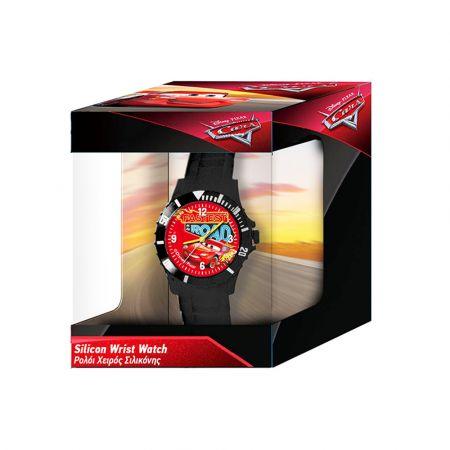 Παιδικό Ρολόι Χειρός Σιλικόνης Cars - skroutz.com.cy