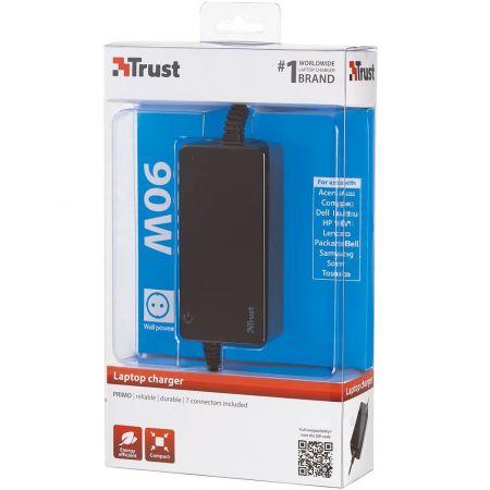 Universal Φορτιστής για Laptop Primo 90W - Trust - skroutz.com.cy