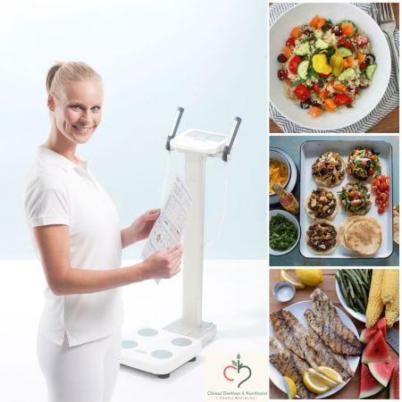 Πρόγραμμα Διατροφής & Λιπομέτρησης - Χάρις Κυριάκου Κλινική Διαιτολόγος & Διατροφολόγος, Λεμεσός