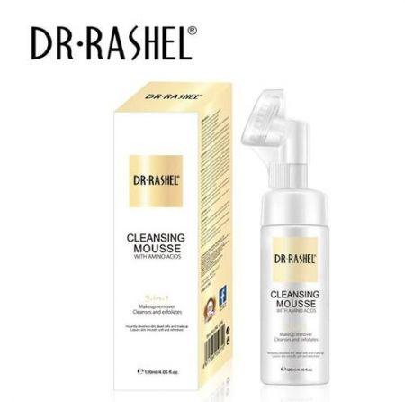Cleansing Mousse 120ml - Dr Rashel