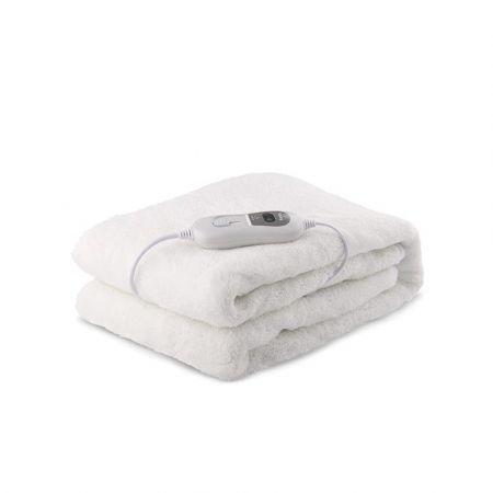 Izzy Θερμαινόμενο Υπόστρωμα για Μονό Κρεβάτι Cosy