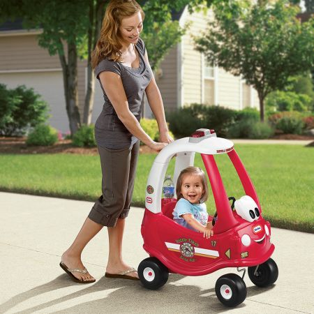 Cozy Coupe® Fire Ride 'n Rescue