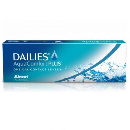 Dailies aqua comfort plus ημερησιοι φακοι επαφης (30 φακοι) - skroutz.com.cy