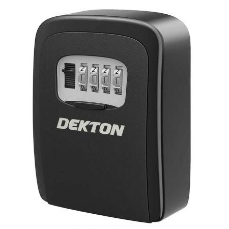 DEKTON 4 DIGIT COMBINATION KEY SAFE BOX DT71100 - skroutz.com.cy