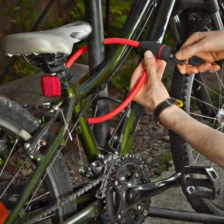 DEKTON ULTRA STRONG BIKE LOCK 900MM DT70340 - skroutz.com.cy