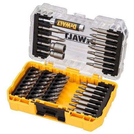 Dewalt σετ 40 tem. μύτες σε κασετίνα toughcase dt70705 - DeWalt 40pc Screwdriver Bit Set in Tough Case DT70705 - skroutz.com.cy