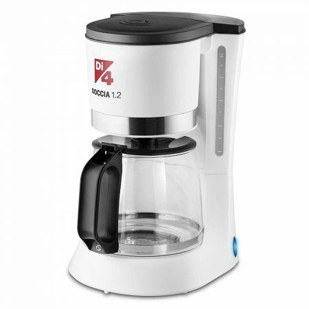 Di4 Goccia 1.2 Coffee Maker 680W - skroutz.com.cy