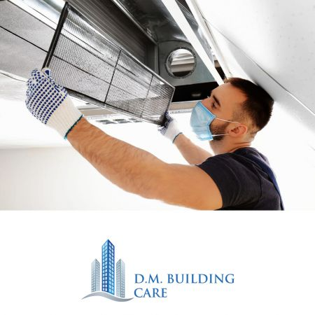 Υπηρεσία καθαρίσματος και αποστείρωση κλιματιστικών - D.M BUILDING CARE LTD - skroutz.com.cy
