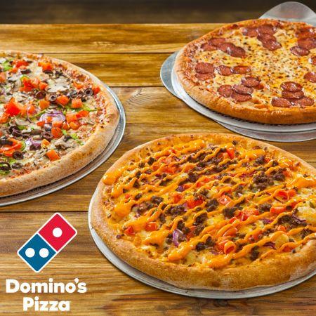 Πληρώστε 1 πίτσα και η δεύτερη δωρεάν! Από την Domino's Pizza - skroutz.com.cy