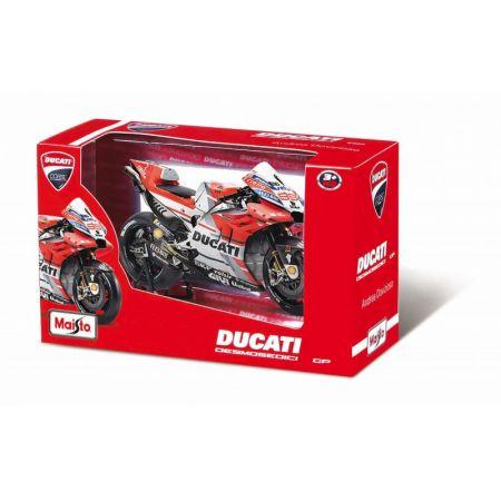 Maisto Ducati Moto Gp Desmosedici Andrea Dovizioso Motorcycle 1:18 31593