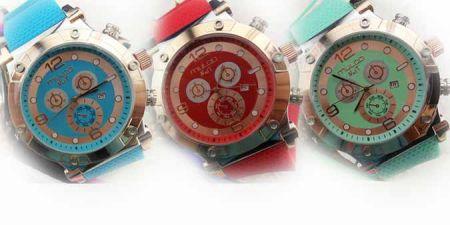 Εντυπωσιακό Ρολόι Unisex Luxury Famous Mulco Design