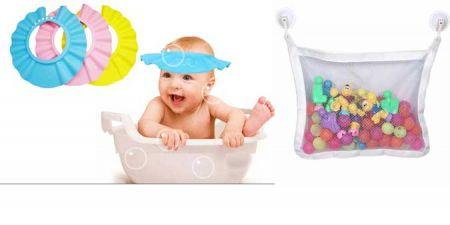 Καπέλο Προστασίας Ματιών από το Σαμπουάν