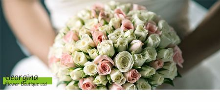 Πλήρες Στόλισμα Γάμου με Λουλούδια -Λευκωσία