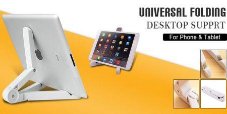 Universal Βάση Στήριξης για Smartphones και Tablets