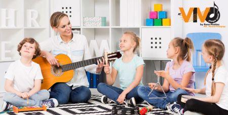 Μαθήματα Μουσικής Προπαίδειας-Vivo Music School, Λευκωσία