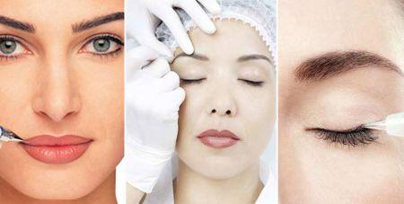 Μόνιμο Μακιγιάζ Tattoo σε Φρύδια ή Χείλη ή Γραμμή Ματιών-Maria Nail Salon, Λευκωσία