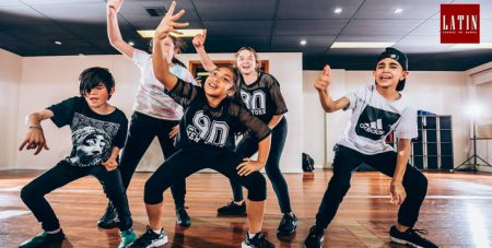 Μαθήματα Χορού Hip-Hop για Παιδιά-Λευκωσία