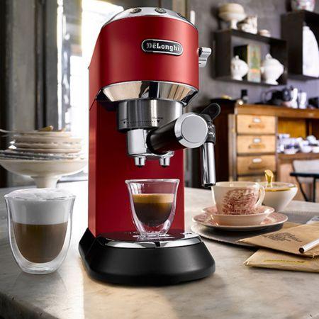 Μηχανή Espresso Delonghi EC685 - Red - skroutz.com.cy