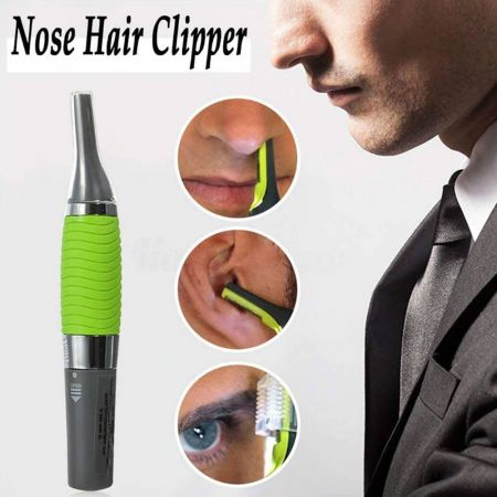 Electric Ear Nose Neck Eyebrow Trimmer | Skroutz Beauty Products Cyprus | Men Facial Care Cyprus