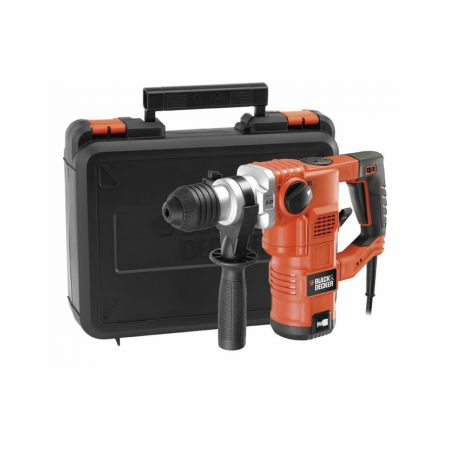 Πιστολέτο Πνευματικό Sds Plus 3.5J 1250W - Black & Decker - skroutz.com.cy