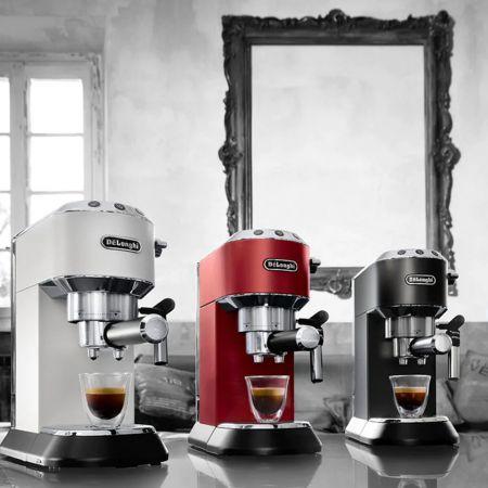 Μηχανή Espresso Delonghi EC685 ισχύος 1350 Watt, με πίεση 15 bar και Cappuccino system για πλούσιο αφρόγαλα - skroutz.com.cy