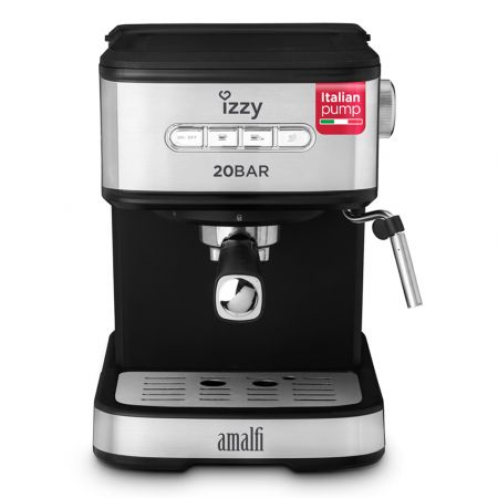 Μηχανή Espresso Amalfi IZ-6004 Μονή & Διπλή Δόση Αλεσμένου Καφέ και για Κάψουλα Τύπου Nespresso® - skroutz.com.cy