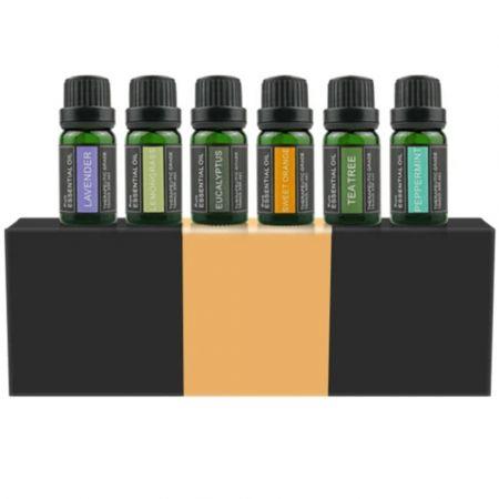 Αιθέρια έλαια Σετ γυάλινα μπουκάλια 10ml - Σετ 10 τεμαχίων - Essential Oils Sets 10ml Glass Bottles - 10 Piece Set