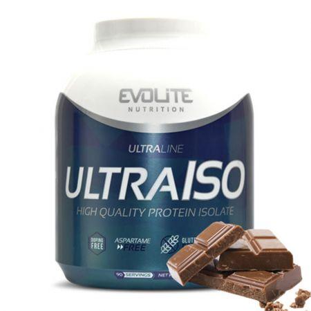evolite ultra iso protein 2270g - skroutz.com.cy