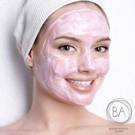 Βαθύς Καθαρισμός Προσώπου με Θεραπεία Προσώπου Εμπλουτισμένη με Βιταμίνες.! στο Beauty Angels Salon στην Λεμεσό