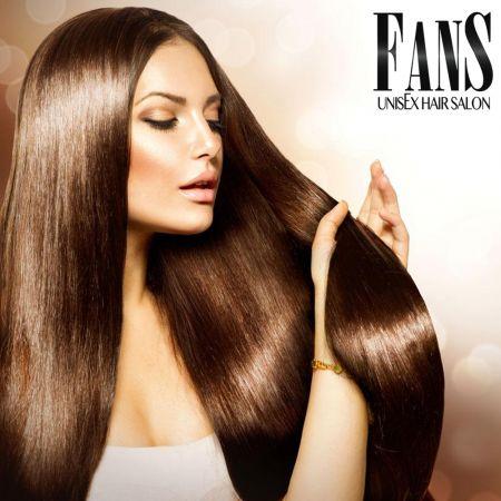 Κερατίνη, Λείανση, Ενυδάτωση και Αναδόμηση Μαλλιών-Fans Hair Salon, Λατσία - skroutz.com.cy
