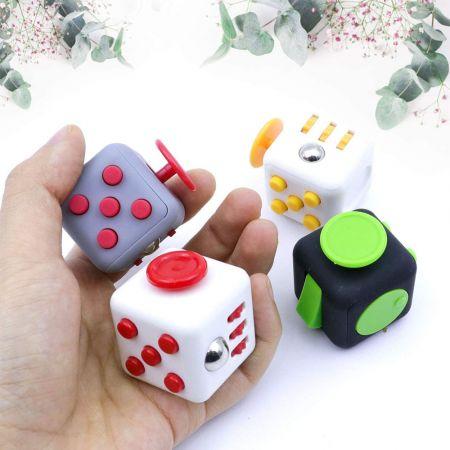 Fidget Cube Toy Stress Reliever