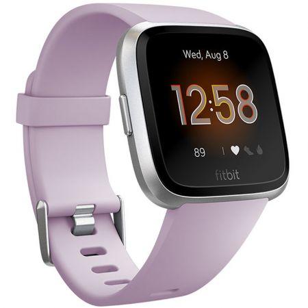 Fitbit Versa Lite Smartwatch - Ροζ / Ασημί FB415SRLV - skroutz.com.cy