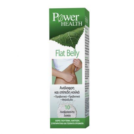 Power Health Flat Belly Συμπλήρωμα κατά του Μετεωρισμού, 10 αν. δισκία - skroutz.com.cy