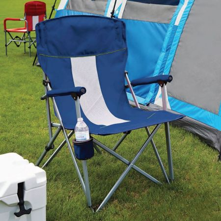 Foldable Beach Chair,Large Size - skroutz.com.cy