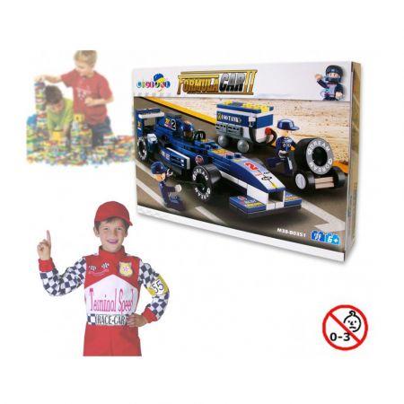 Σετ Τουβλάκια Formula 1 195 τμχ MWS2023 - Skroutz.com.cy