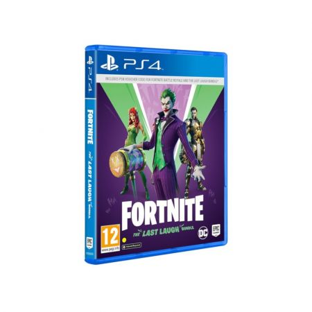 Fortnite The Last Laugh - PS4 Game - skroutz.com.cy