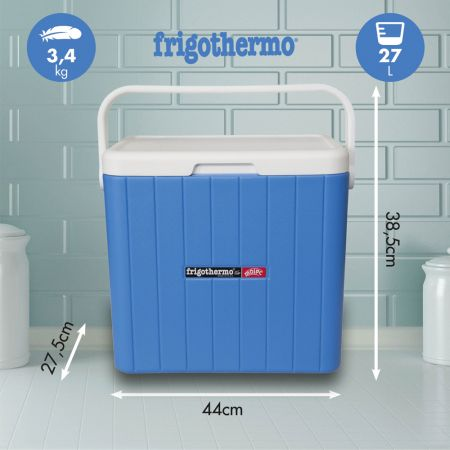 FRIGOTHERMO ICE CHEST 27L