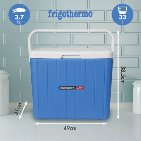 FRIGOTHERMO ICE CHEST 33L - skroutz.com.cy