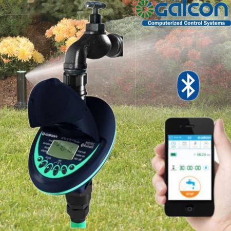 Προγραμματιστής Ποτίσματος Μπαταρίας Bluetooth Galcon 9001 BT