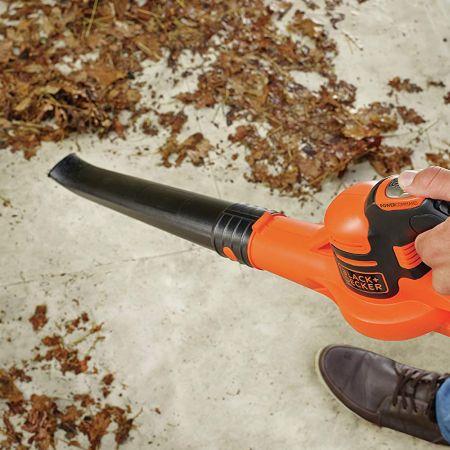 Φυσητήρας Χειρός Μπαταρίας 1x2Ah Black & Decker GWC1820PC - skroutz.com.cy