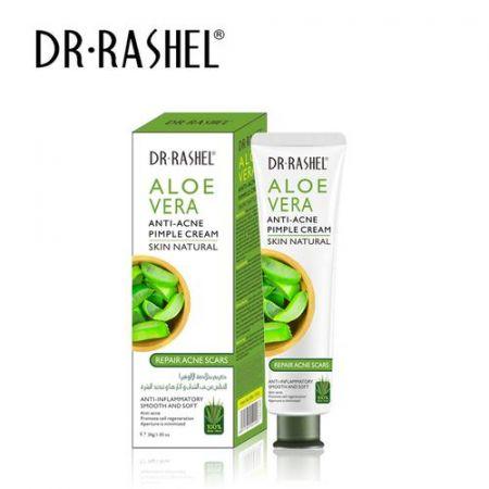 Κρέμα προσώπου Aloe Vera Anti Acne 30g - Dr Rashel