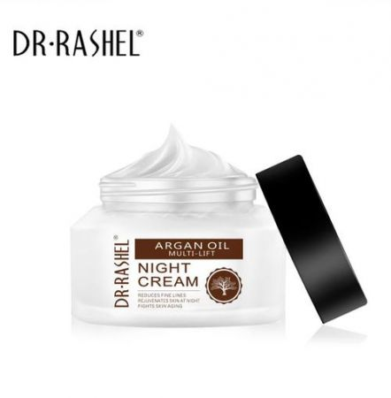 Dr Rashel Αναζωογονητική κρέμα νύχτας Argan Oil 50γρ - Skroutz.com.cy