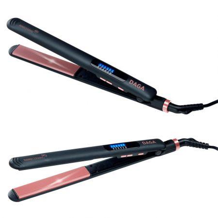 Daga HS-60 Hair straightener LED | Skroutz Cyprus Eshop Marketplace Σίδερο μαλλιών για ίσιωμα - HS-60 Hair straightener LED - skroutz.com.cy