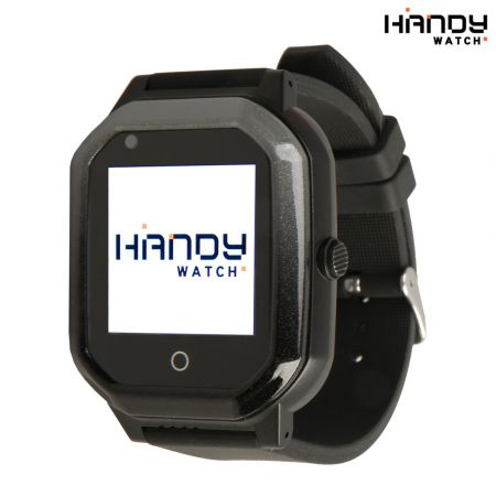 Smartwatch HANDY Handywatch μαύρο - skroutz.com.cy
