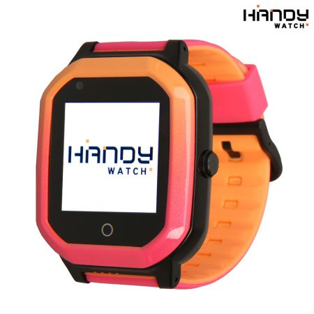 Smartwatch HANDY Handywatch ροζ - skroutz.com.cy