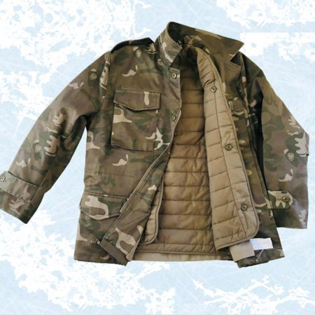 Στρατιωτικό σακάκι - Army Jacket - Size Small - Medium - skroutz.com.cy