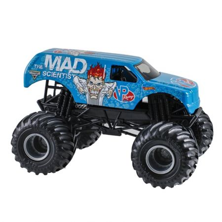 Αυτοκινητάκια Hot Wheels 1:24 Monster Jam - 11431216 - skroutz.com.cy